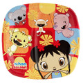 Ni Hao Kai-Lan 9 Inch Large Square Lunch Dinner Plates