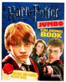 Harry Potter 64 page Jumbo Coloring Book - Blue