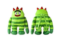 Yo Gabba Gabba 18 Inch Plush Backpack Toy - Brobee