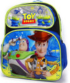 "Toy Story 12"" Inch -Woody, Buzz Light Year, Aliens Small Toddler Backpack"