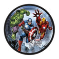 Avengers Assemble Small 7 Inch Party Cake Plates Captain America, Hulk, Ironman