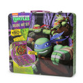 Teenage Mutant Ninja Turtles Deluxe Art Set Tin Box