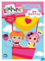 Lalaloopsy Jumbo 64 pg. Coloring and Activity Book - Pink