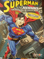 Superman Jumbo 96 pg. Coloring And Activity Book  (With Stand-up Characters)