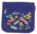 Power Puff Girls Cloth Wallet Purple