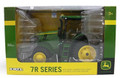 John Deere 7R Series Toy Tractor with Decal Sheet