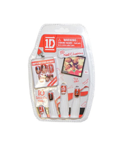 One Direction 1D 3D Nail Charms