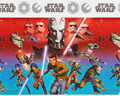 Star Wars Rebels Plastic Table Cover