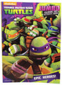 Teenage Mutant Ninja Turtles 96 pg. Coloring and Activity Book - Epic Heroes