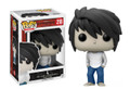 Funko Pop! Animation Death Note L Vinyl Figure #218