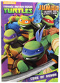 Teenage Mutant Ninja Turtles Coloring and Activity Book - Code Of Honor