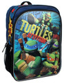 "Teenage Mutant Ninja Turtles Large 16"" Backpack 3 D - ""Turtles with Attitude"""