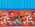Toy Story Plastic Table Cover - Power Up