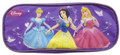 Pencil Case - Princess Aurora, Cinderella, Snow White - Purple