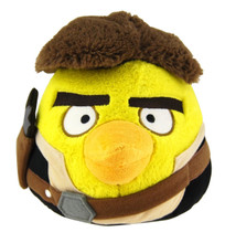 Angry Birds Star Wars Large 16 Inch Plush Toy - Hans Solo