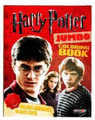Harry Potter 64 page Jumbo Coloring Book - Red