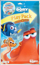 Finding Dory Grab and Go Play Pack Party Favors - with Octopus and Nemo