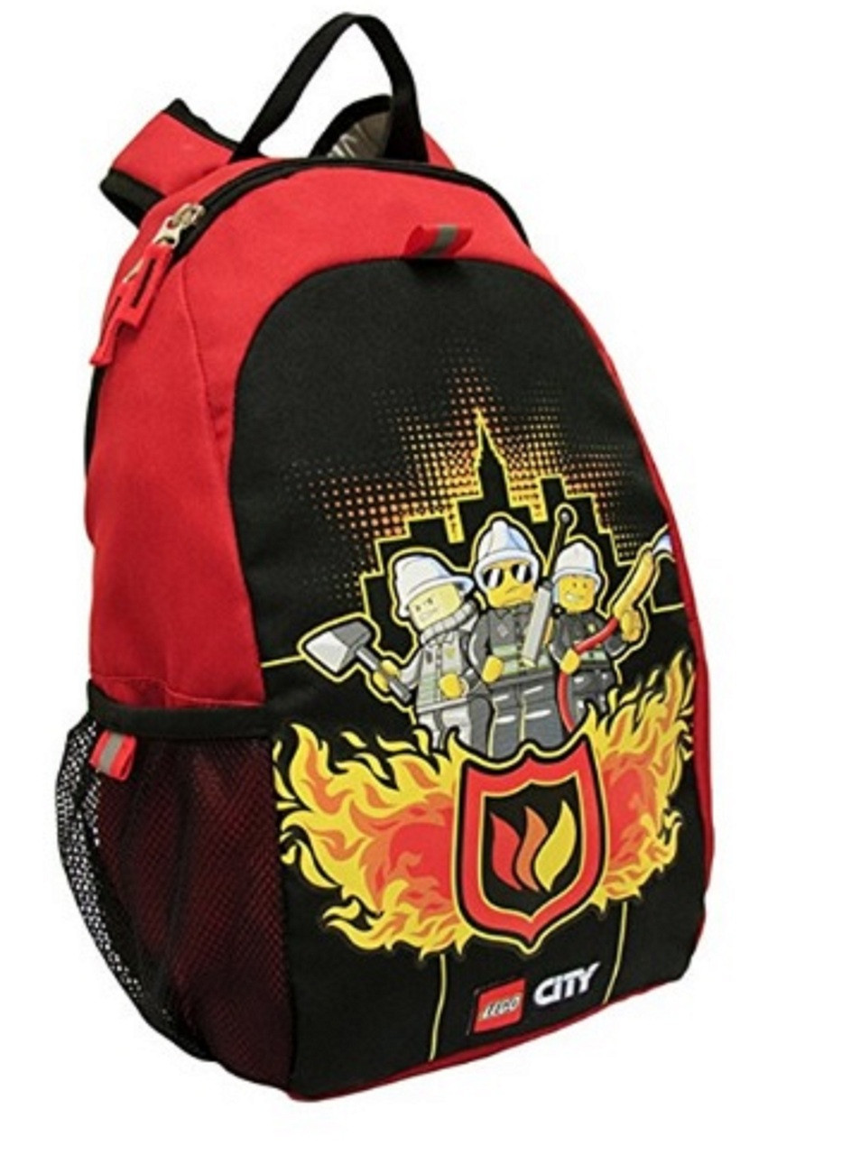 LEGO City Firemen Rescue Team Large Backpack