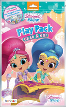 Shimmer and Shine Grab and Go Play Pack Party Favors