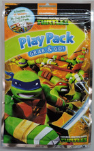 "Teenage Mutant Ninja Turtles Grab and Go Play Pack Party Favors - ""Evil, Beware"""