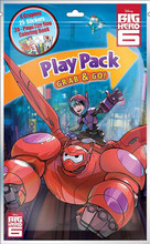 Big Hero Grab and Go Play Pack Party Favors
