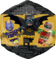 LEGO Batman Movie Supershape Foil Balloon