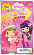 Strawberry Shortcake Grab and Go Play Pack Party Favors