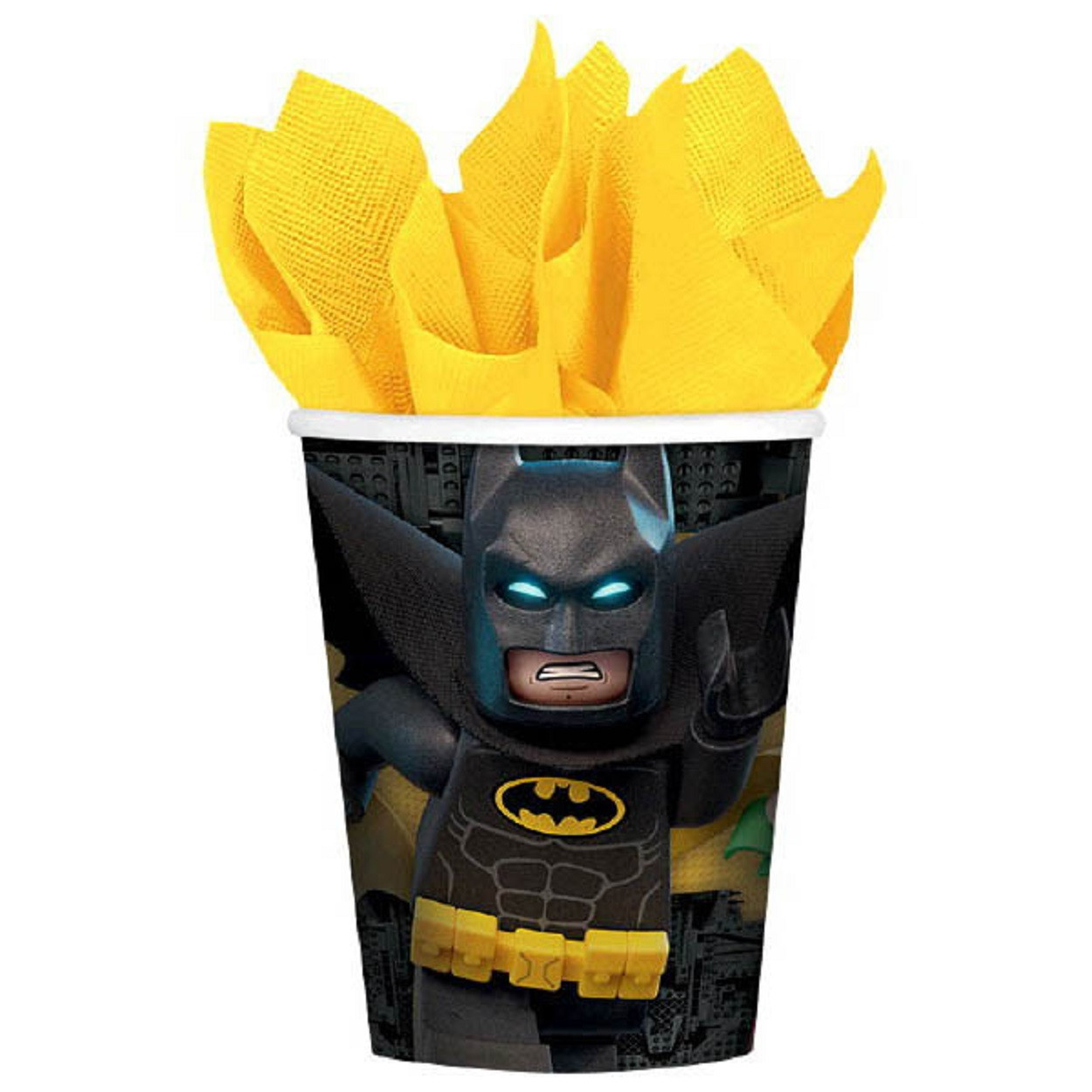 LEGO Batman Beverage Cups
