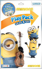 Minions Grab and Go Play Pack Party Favors