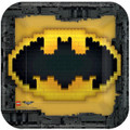 LEGO Batman Large 9 Inch Lunch Square Plate