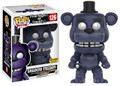 Funko Pop! Games Five Nights at Freddy's Shadow Freddy Vinyl Hot Topic Ex. #126