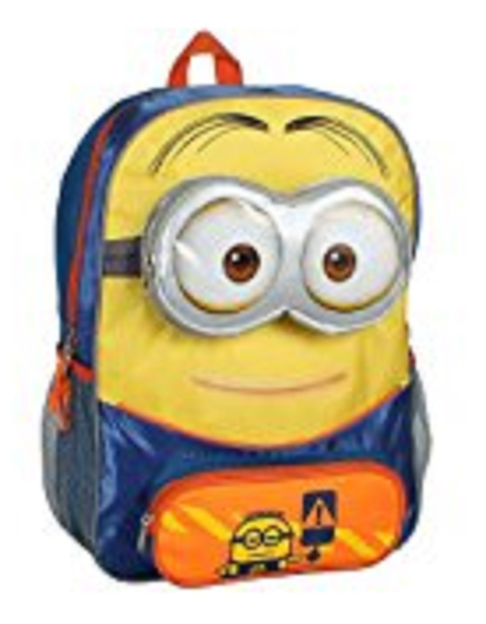 Despicable Me 2 -Minions 3D Eyes Large Backpack