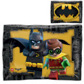 LEGO Batman Metallic Foil Balloon