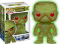 Funko Pop! Heroes Swamp Thing (Glows in the Dark) Vinyl PX Previews Ex. #82