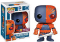 Funko Pop! Heroes DC Comics Deathstroke Vinyl Figure PX Previews Exclusive #49