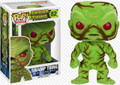 Funko Pop! Heroes Swamp Thing (Flocked) Vinyl Figure PX Previews Exclusive #82