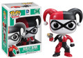 Funko Pop! Heroes DC Comic Harley Quinn (Revolver) Vinyl PX Previews Ex. #34