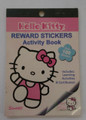 Hello Kitty Reward Stickers and Activity Book