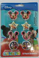 Mickey Mouse Clubhouse Erasers 8 Pack