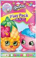 Shopkins Grab N Go Play Pack Party Favors ( 12 Packs ) - Girls Birthday