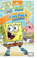 12X Party Favors - Spongebob Grab and Go Play Pack ( 12 Packs )