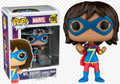 Funko Pop! Marvel Ms. Marvel (Kamala Khan) Vinyl Bobble-Head Walgreens Ex. #190