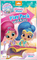 12X Party Favors - Shimmer and Shine Grab and Go Play Pack ( 12 Packs )