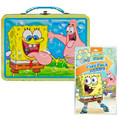 Spongebob Square Tin with Play Pack