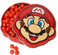 Mario Brothers Shaped Candies Treats Party Favors - Red Face