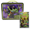 Teenage Mutant Ninja Turtles Square Tin with Play Pack