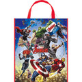 Marvel Avengers Party Plastic Tote Bag