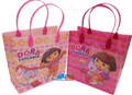 Dora The Explorer  Party Favor Goodie Medium Gift Bags 12
