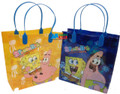 Spongebob Squarepants Party Favor Goodie Medium Gift Bags 12