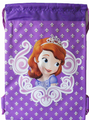 Sofia the First Purple Cloth String Bag
